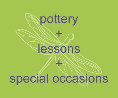 Pottery Lessons and Special Occasions